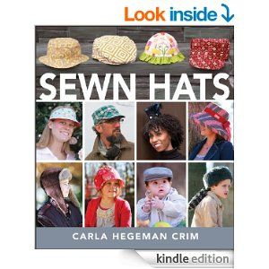 Amazon.com: Sewn Hats eBook: Carla Hegeman Crim: Kindle Store