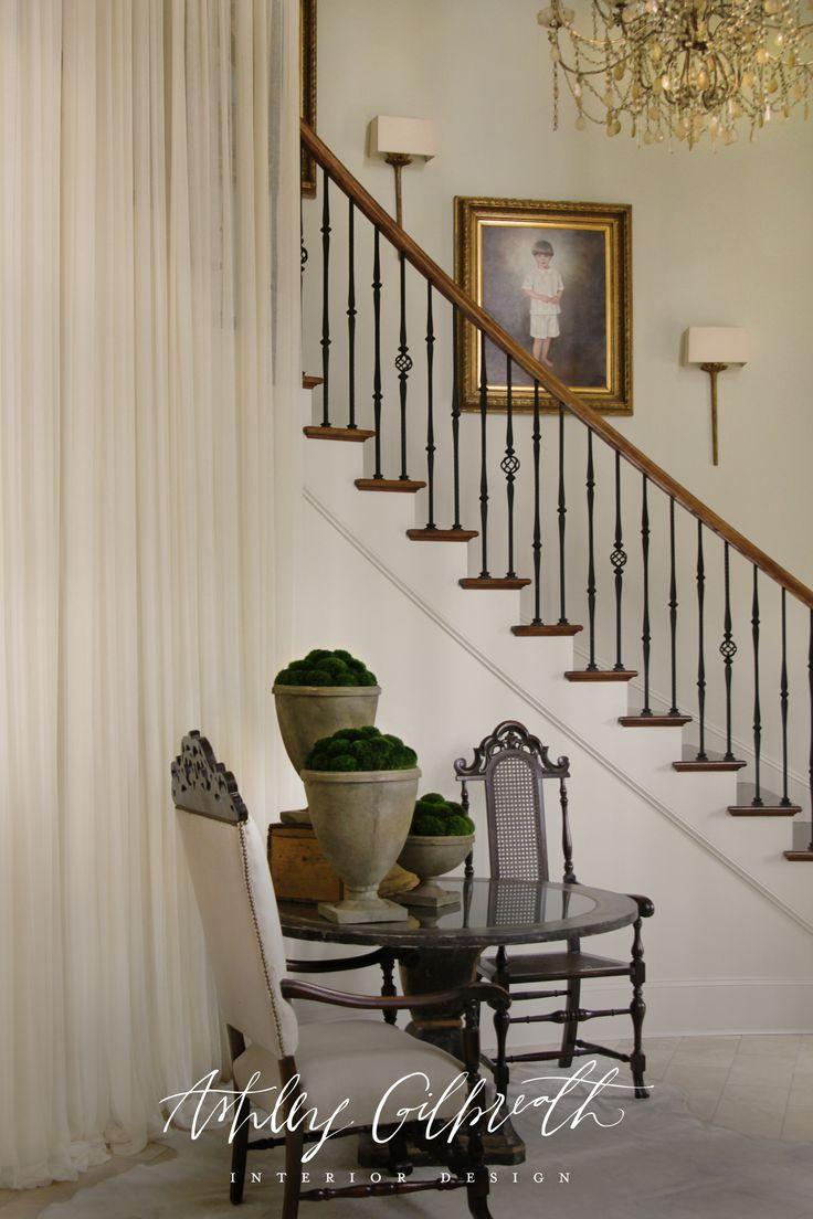 25 Best Handrail Ideas On Pinterest: Ashley Gilbreath Interior Design