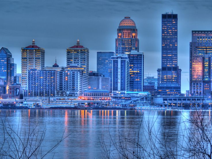 Louisville Skyline 36 366 Louisville Kentucky And Kentucky