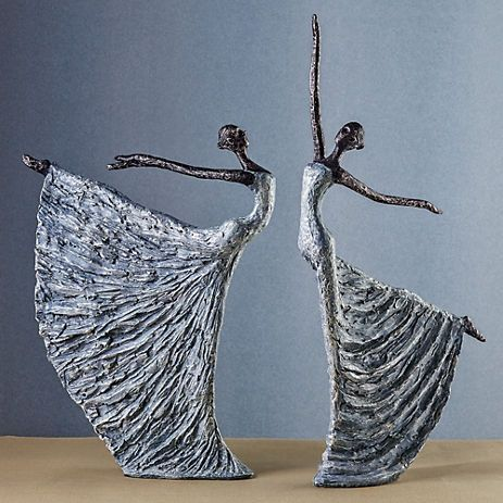 Dancing Figurines #dance