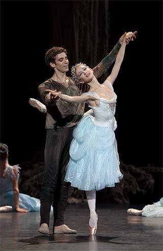 Christian Lacroix's costumes for Paris Opéra Ballet's La Source