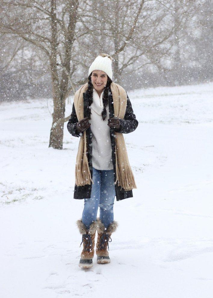 Sorel snow boots, Joan of Arctic