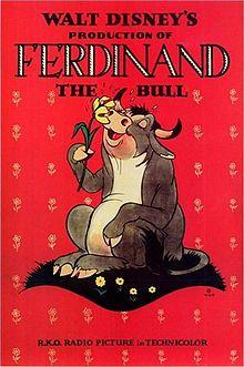 Walt DisneyBest Animated Short Film1939Ferdinand the Bull