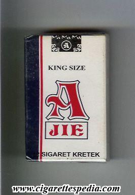 A Jie Kretek - Indonesia