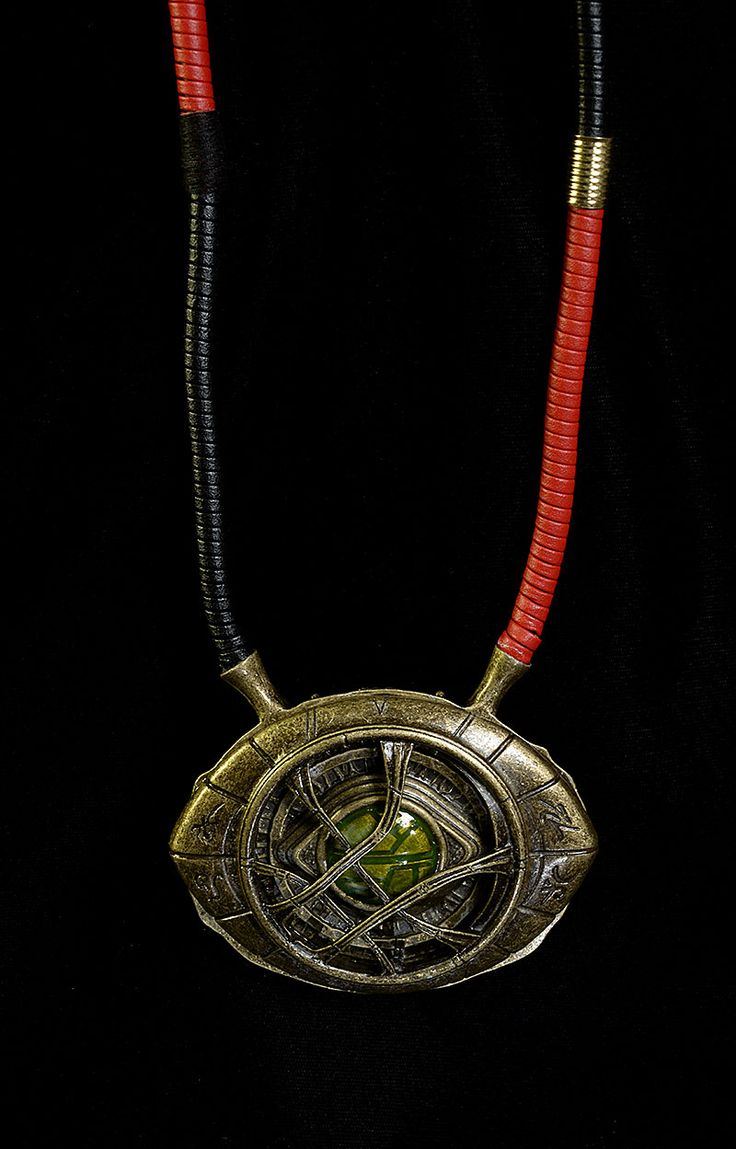 Eye of Agamotto Doctor Strange prop replica by SalesOne