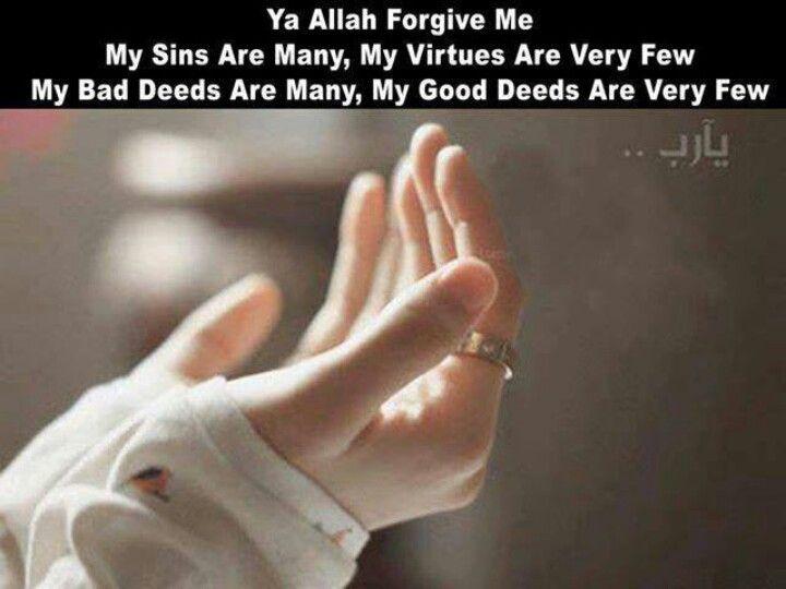 ya allah forgive me quotes - photo #1