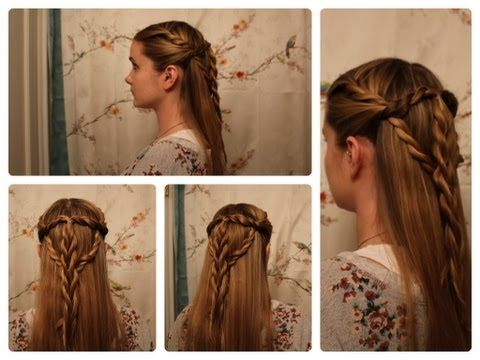 Best Hair For Macbeth Images On Pinterest Braid Ponytail - Hairstyle girl game