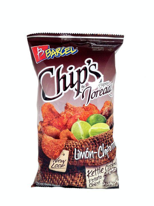 Barcel Chips Toreadas Limon-Chipotle 4.12 oz