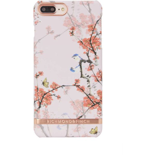 Cherry Blush iPhone 7 Plus (15.440 HUF) ❤ liked on Polyvore featuring accessories, tech accessories and phone cases