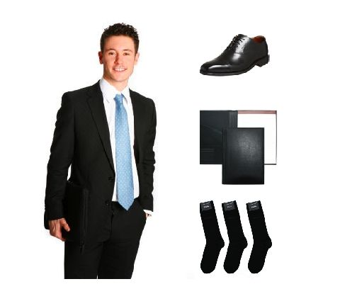 professional attire   Business Professional Dress – Attire for a Model Emplyee