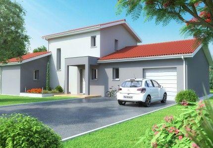 Prix Construction Maison en Rhône-Alpes : Rhône, Isère, Ain, Loire - Maisons Idéales
