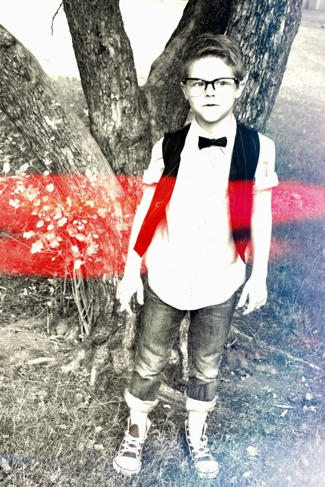 Cute Boy Swag Photography Style Baby Swag