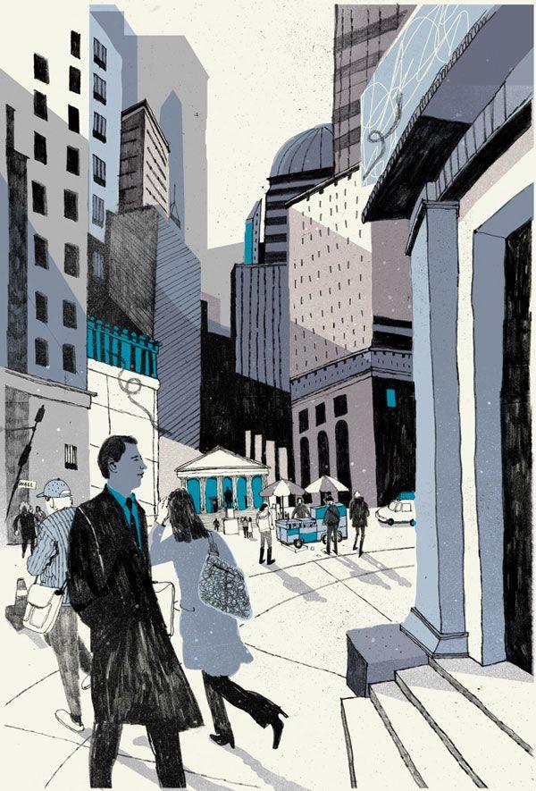 Wall Street [Josh Cochran]