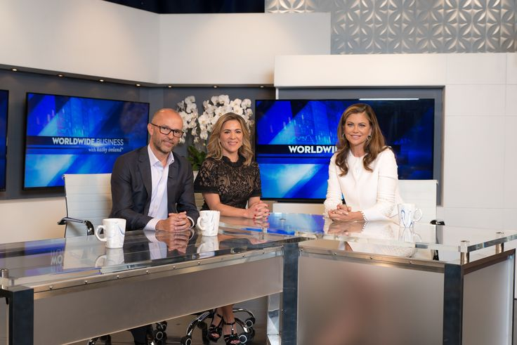 Worldwide Business with kathy ireland®: See CargoBot Introduce How They're Solving the Inefficiencies of Ground Transportation