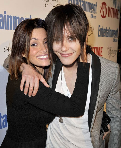 Sharmen (Shane and Carmen) - The L Word