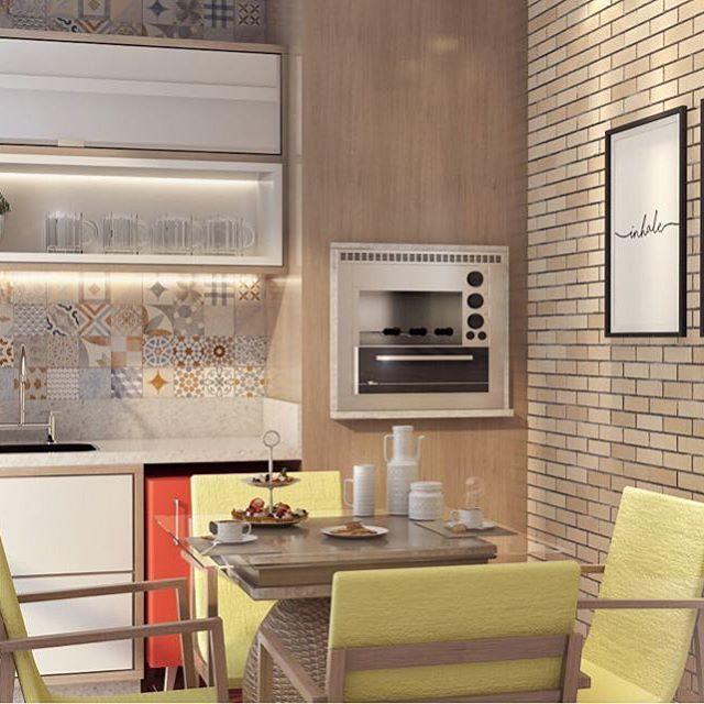 175 best images about cozinhas kitchens cocina for Ceramica para cocina