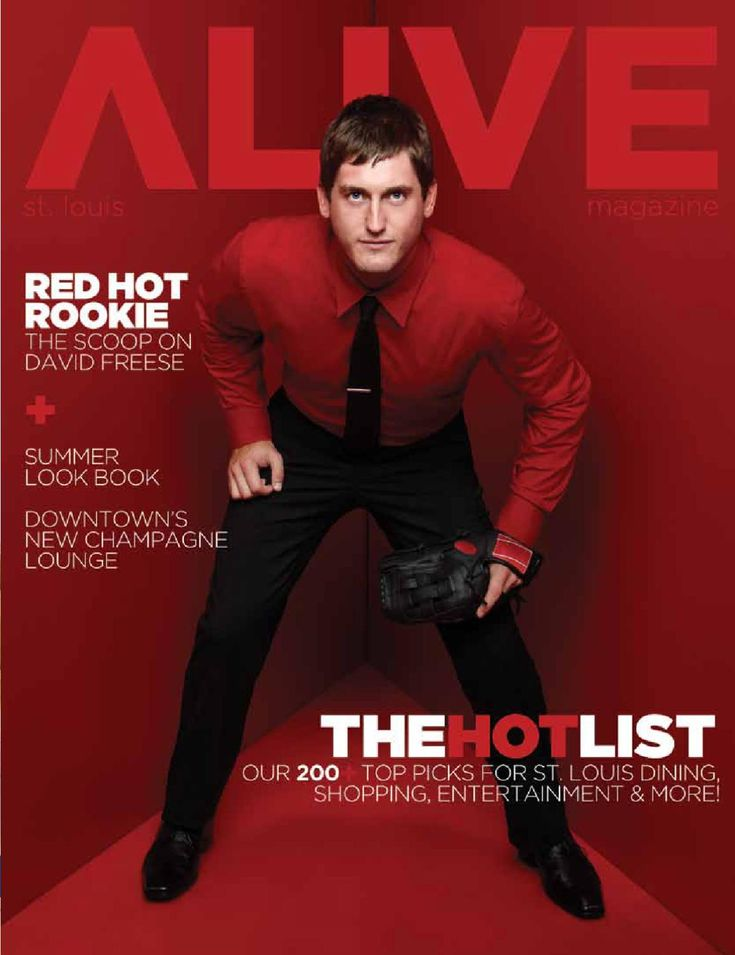 ALIVE June 2010  The June 2010 Hot List Issue of ALIVE Magazine