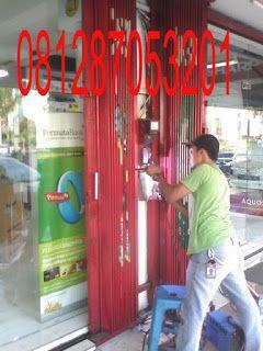 ROLLING DOOR TEKHNIK: tukang service rolling door dan folding gate termu...