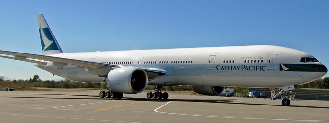 Cathay Pacific to launch direct Manchester-Hong Kong flights