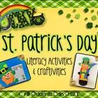 Your students are sure to get into the St.Patrick's Day spirit with this fun activity pack! It also comes with my 2 leprechaun craftivities: Peek...