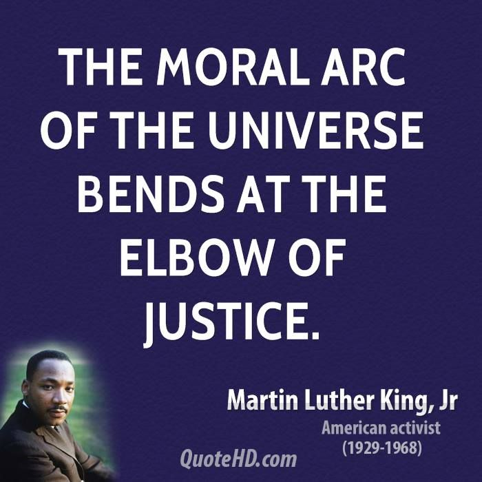 martin luther kings fight for justice Fifty years ago, on april 4, 1968, martin luther king jr, who preached nonviolent resistance to oppression and war, was shot to death in memphis  was the headquarters for activists fighting.