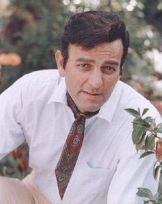 """Mike Connors played """"Joe Mannix"""" on """"Mannix""""."""