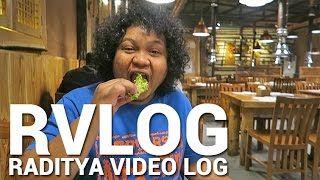 RVLOG - MAKAN SAMA BABE - YouTube