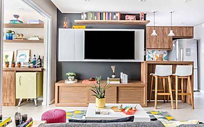 Decoração de apartamento pequeno: 10 dicas para acertar