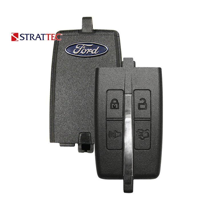 2010 - 2012 Ford Taurus Smart Key 4B Fcc# M3N5WY8406
