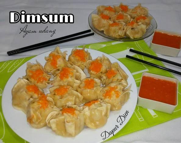 Pin Di Dumplings