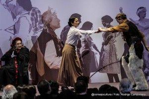 Las mil y una danzas de Margot Loyola