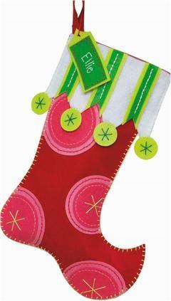 Best 25 diy felt christmas stockings ideas on pinterest diy christmas stocking handmade stocking diy stocking craft christmas craft stocking unique solutioingenieria Images