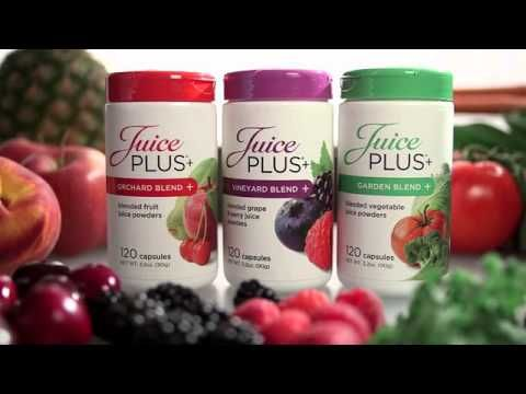 25 different nutrient dense fruits, vegetables, berries, grapes and grain www.michellegraham.juiceplus.com