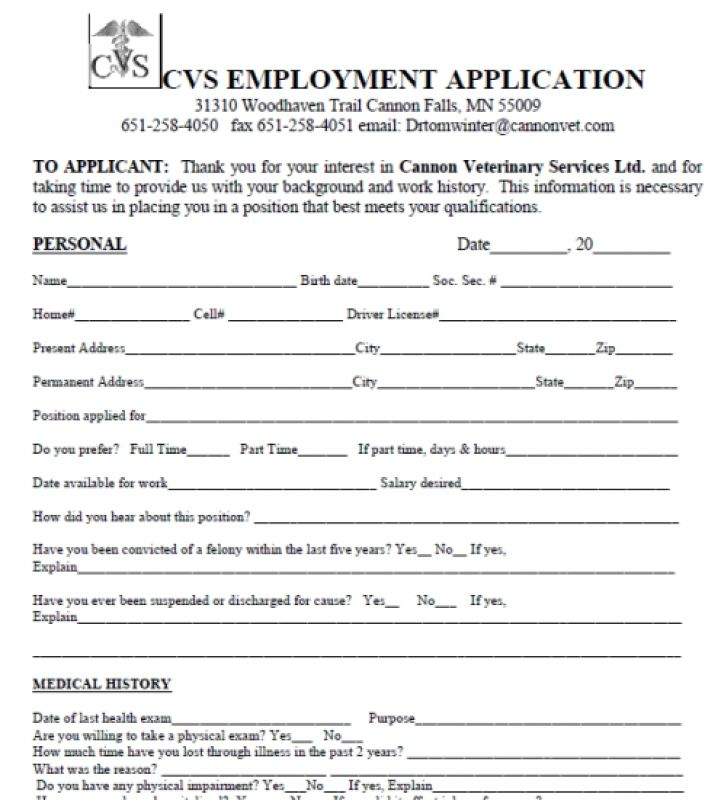 The 25+ best Printable job applications ideas on Pinterest Job - employee application forms