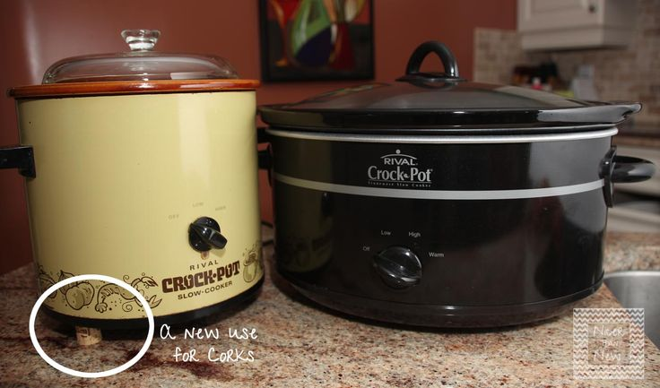 """Vintage"" Rival Crockpot vs. New Rival Crockpot - Pros and Cons (Spoiler - Vintage seems to have won!)   :)"
