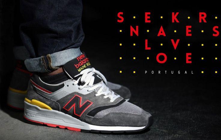 A New Balance é uma das marcas que vai marcar presença no Skeakers Love Portugal.