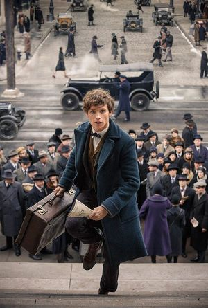 Fantastic Beasts And Where To Find Them. Rent from 27 Mar