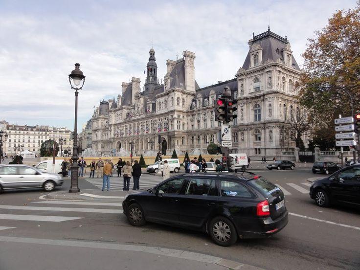 Hotel de Ville.