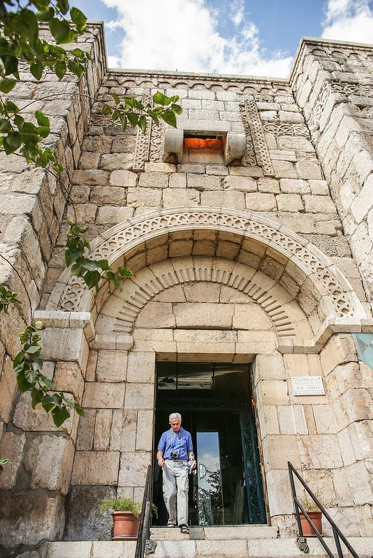 St Paul's Gate. Damascus Syria