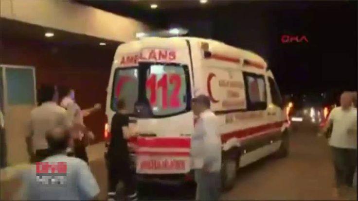 Теракт в аэропорту Стамбула | terror attack in Istanbul airport (28.06.2...
