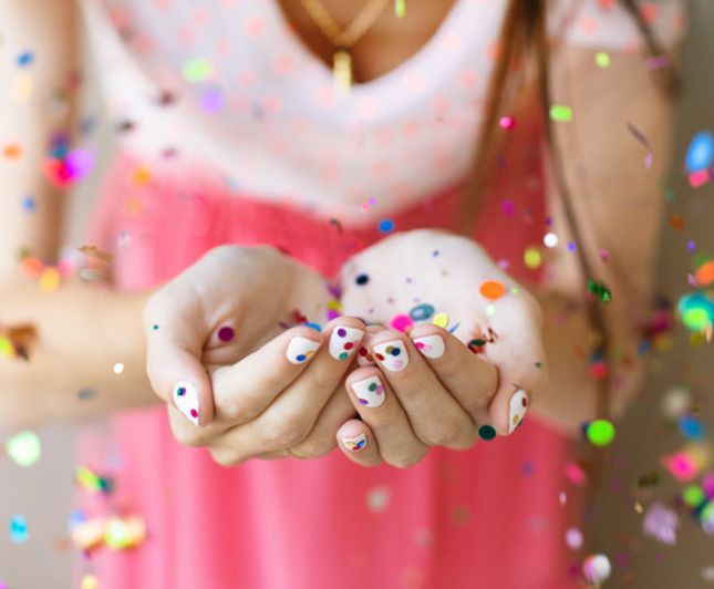 Make Your Party Pop With 25 Confetti-Filled Ideas | Brit + Co.