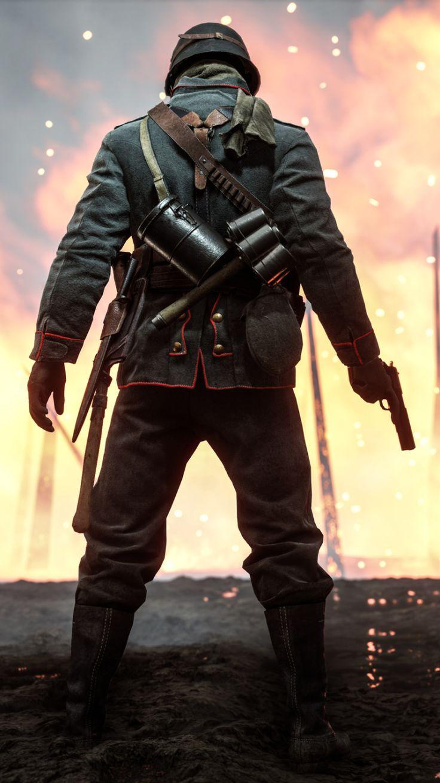 66 Hd 1080x1920 Iphone 6 Plus Wallpaper Free Download: Battlefield In 2019