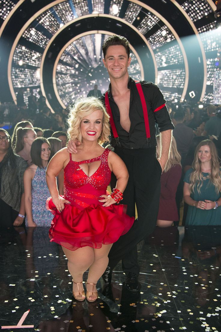 DANCING WITH THE STARS - 'Episode 2301' - 'Dancing with the Stars' is back with its most dynamic cast yet and ready to hit the ballroom floor. The competition begins with the two-hour season premiere, live, MONDAY, SEPTEMBER 12 (8:00-10:01 p.m. EDT), on the ABC Television Network. (Eric McCandless/ABC via Getty Images)TERRA JOLÃ, SASHA FARBER via @AOL_Lifestyle Read more…