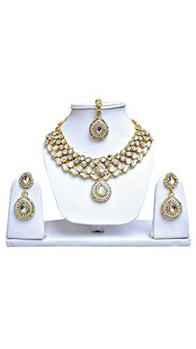 Indian Bollywood Ethnic Gold Plated Kundan Cz Wedding Wea... https://www.amazon.com/dp/B072B856B5/ref=cm_sw_r_pi_dp_x_okXazb6G98XK4
