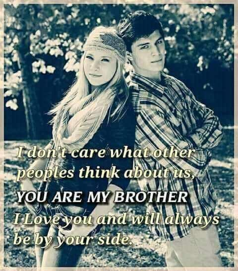 Sisters And Brothers Not By Blood But By Heart 3 Brother And