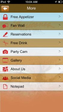 Hurricanes Bar & Grill | GoMobileSolutions