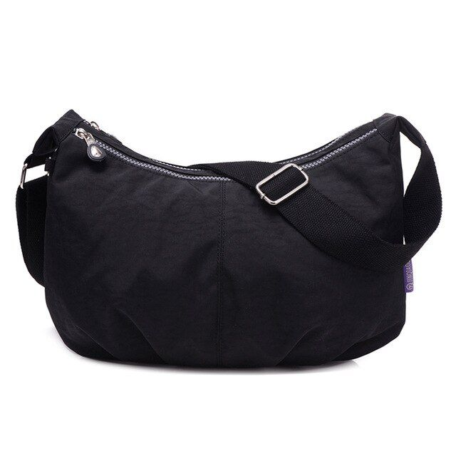 Women messenger bags nylon hobo shoulder bags handbags women brands crossbody bags bolsa sac a main