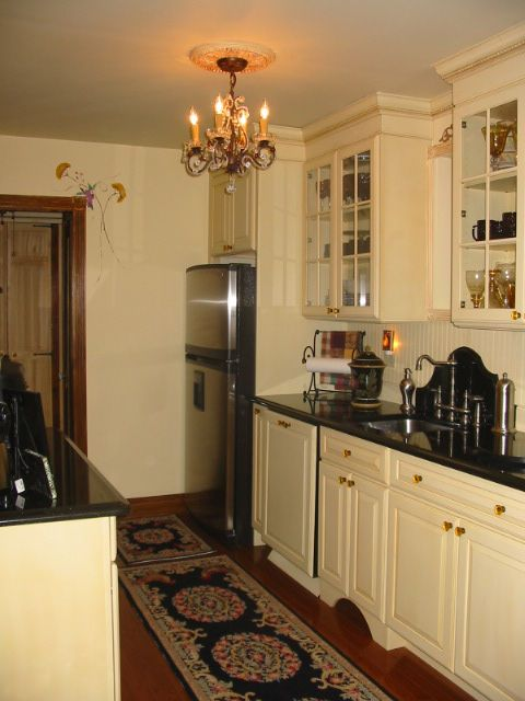 hoping to remodel our galley kitchen by hereu0027s some inspiration