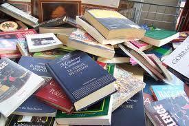 tantissimi libri!