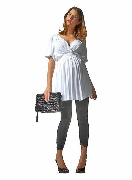 Модная одежда для беременных от Isabella Oliver: выбор звезд | Мама | Женский журнал Lady.ru